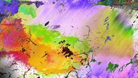 Boucle de fond coloré Art Grunge