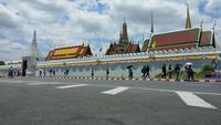 Wat Phra Kaew - O Templo do Buda de Esmeralda em Bangkok, Tailândia
