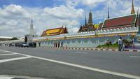 Wat Phra Kaew - El Templo del Buda de Esmeralda en Bangkok, Tailandia