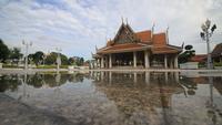 Koning Rama III Memorial Park in Bangkok, Thailand