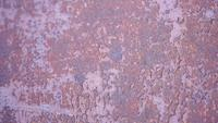 Metallisk Rusty Texture With Shabby Paint