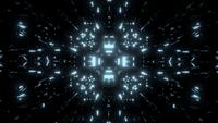 Explosão de luz abstrata