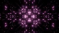 Explosión de luz abstracta