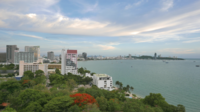 Pattaya City In Thailand