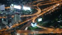 Calles de Bangkok, Tailandia