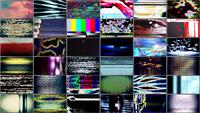 TV Noise Video Wall Malfunction