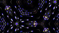 Las formas Techno Trance de alta energía hipnotizan