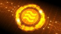 Goldene Waage-Münze