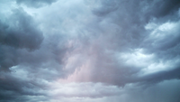 Lightning During a Thunderstorm
