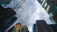 Hong Kong skyskrapor