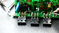 Reparera elektroniska kretskort