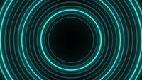 Abstrait néon