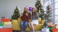 Sorpresa el día de navidad