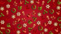 Christmas Motives Background