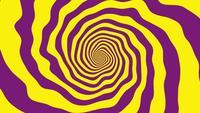 Hypnotischer Hintergrund 4K