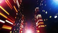 ville de rêve électrique