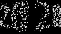Destrozo de letras 2020
