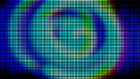 Resumen espiral hipnótica animación bucle de fondo.