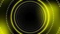 Colorful Particles Disco Lights Background