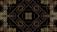 Abstract Art Deco Background