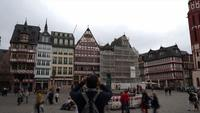 Old Town Square in Frankfurt, Germany