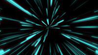 Blauw licht neon