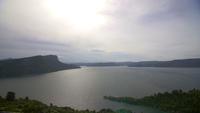 The Lake Waikaremoana