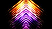Colorful  Arrows   Disco Style  Background  Animation Loop 4K