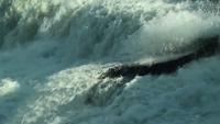 Sluit omhoog van waterval