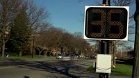 Tijdlimiet snelheidsbeperking
