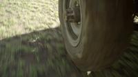 4x4 rueda de cerca