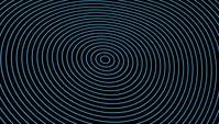 Abstracte golvende lijnen achtergrondvideo