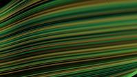 Vidéo de fond de tissu de particules ondulées abstraites
