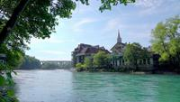 Meer in Bern City, Zwitserland