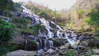 Mae Ya vattenfall i Thailand