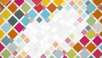 3D grafische kubussen achtergrond