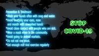 Het Covid 19-virus heeft zich over de hele wereld verspreid