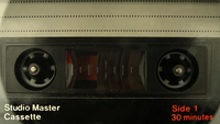 De Cassette Tape