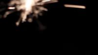La bengala y el juego de fuego