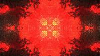 Pulsierender Rotlichthintergrund