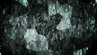 Boucle de fond sombre abstrait