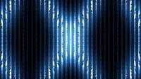 Digital blå mönsterbakgrund