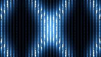 Digital Blue Pattern Background