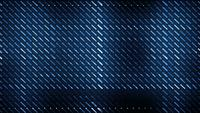 Dark Blue Digital Pattern Loop