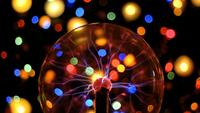 Electrical Movement of Sphere and Bokeh