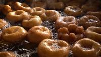 Délicieux beignet turc nommé Lokma
