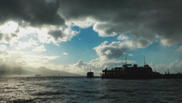 Ferryboats Time Lapse