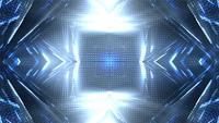 Futuristische Kammer Hintergrundschleife