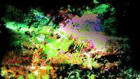 Flashing Grunge Texture Transitions