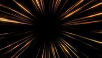 Abstrakt ljus hastighet gyllene linjer bakgrund.
